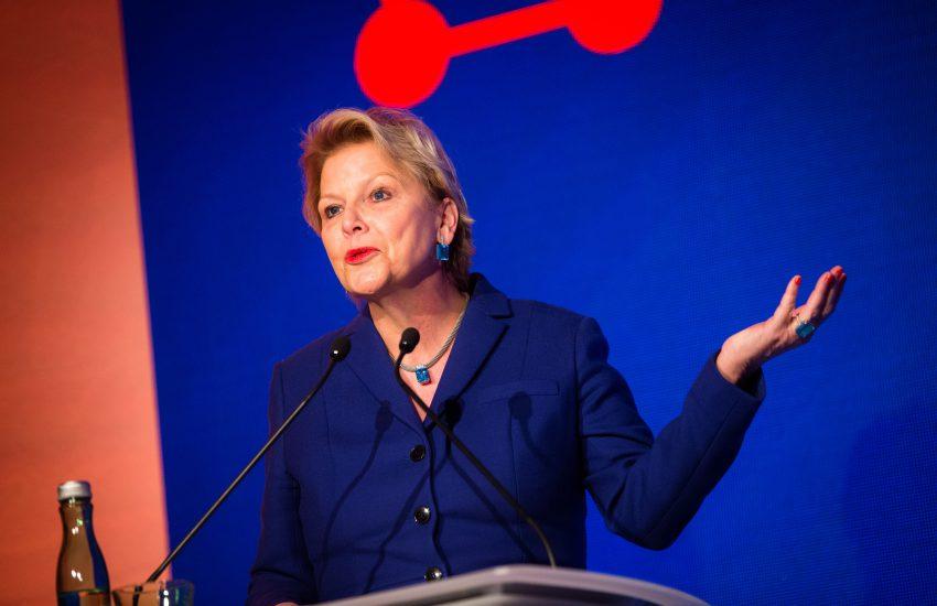 Ulrike Detemers wird Sprecher bei Mestemacher