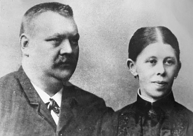 Wilhelm und Sofie Mestemacher